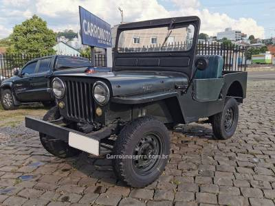 WILLYS - JEEP - 1949/1949 - Verde - R$ 25.000,00